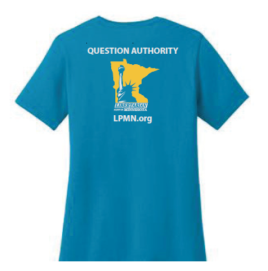 Question Authority T-Shirt (Women's)