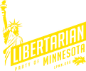 Libertarian Party of Minnesota Logo